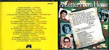 A Letter From Home cd  (20 tracks)- Los Bravos,Bobby & Laurie,Kinks,Zombies +