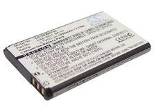 Battery For BlueNEXT BN-901, BN-901S 1000mAh / 3.70Wh GPS, Navigator Battery