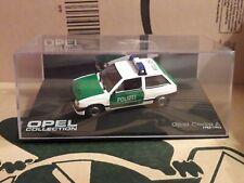 Opel Corsa A Police Car  (1/43).