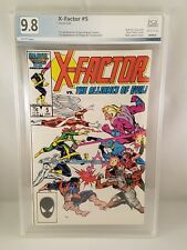 X-FACTOR #5 PGX 9.8 - 1st Appearance of APOCALYPSE Like CGC