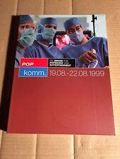 POPKOMM MESSE-KATALOG 1999 - DIE MESSE für POPMUSIK und ENTERTAINMENT
