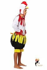 ADULT CHICKEN Fancy Dress Costume Halloween Hen Stag Party Outfit