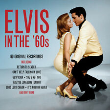 Elvis Presley - In The 60s - 60 Original Recordings 3CD NEW/SEALED