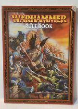 Games Workshop WARHAMMER RULE BOOK Alessio Cavatore. ISBN 1-84154-763-8