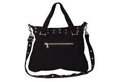 Black Vintage Canvas Pistol Belt Shoulder Bag  9150 Rothco