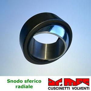 Snodo sferico radiale GE...C - GE...UK senza tenuta - esente manutenzione
