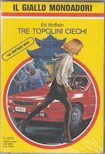 Il giallo Mondadori Tre topolini ciechi n. 2270 1992  6025