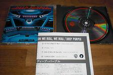 Deep Purple - When We Rock We Rock When We Roll We Roll Japan CD