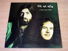 EX/EX !! Tir Na Nog/A Tear And A Smile/1972 Chrysalis Gatefold LP