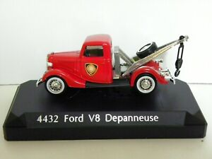 Solido - 4432 -  Ford V8 Depanneuse - Tow Truck