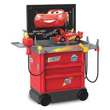 Disney Pixar Cars 3 Service Station