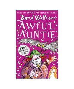 "David Walliams ""Awful Auntie"""