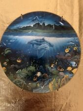 A Discovery Off Anahola Collector Plate Underwater Paradise by Robert Lyn Nelson
