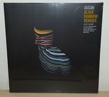 AUCAN - BLACK RAINBOW REMIXES - NUMBERED - RSD 2012 - 2 LP