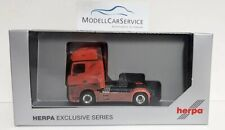 Herpa Special Model 1/87 : 934978 Mercedes Actros 18 Tractor - Marble Edition