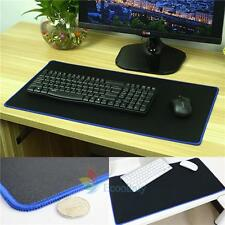 Soft Speed Large XL LOL Gaming Mouse Pad Laptop Desk Keyboard Mat Stitched Edges