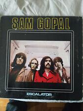 Sam Gopal, Escalator, 1969, Lemmy on Vocals , Motorhead, Rare UK Acid Rock