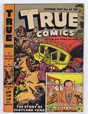 True Comics #65 True Comics Pub. 1947