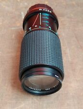 RMC Tokina II Obiettivo fotocamera 80-200mm f/4.5 Φ52-montaggio Pentax K