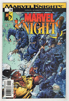 Marvel Knights #12 (2001) Luke Cage, Punisher, Shang-Chi, Daredevil, Moon D