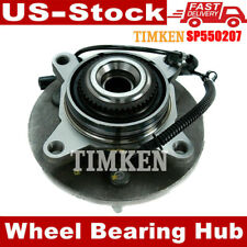 TIMKEN SP550207 Front Wheel Hub & Bearing for 2005-2008 Ford F-150 Truck 4WD 4x4