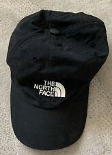 Mens Black North Face Cap Hat (One Size)