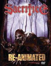 Sacrifice - Re-animated Double DVD SET Limited Braz only release