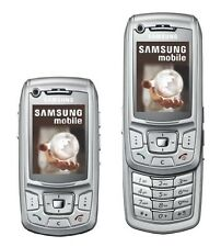 Samsung SGH-Z400 Mirror Silver Silver New Without Simlock