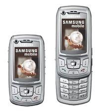 Samsung sgh-z400 MIRROR SILVER Argento Nuovo Senza SIM-lock