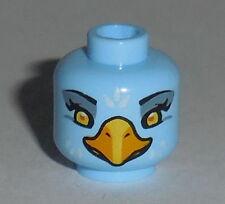 HEAD FF010 Lego Female Chima Eris Eagle Head w/Beak, Yellow Eyes NEW 71003