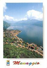 Italy Lago di Como Menaggio Lac de Come Lake of Como Comersee Aerial view