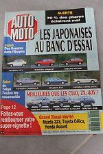 AUTO MOTO 110 VENTURI ATLANTIQUE-HONDA CIVIC-BMW K1-DUCATI 907 ie-TRIUMPH TRIDEN