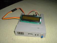 AMSTRAD CPC / AMIGA / ATARI ST - Floppy Drive + LCD 16*2 + Buzzer