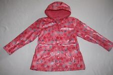 *TCM *  Regenjacke Gr. 110/116 rosa Thermojacke Fleece gefüttert Matsch Buddel