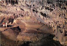 BG4886 grottes de han sur lesse l entree de la salle des draperies   belgium
