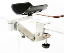 Ergonomic Articulating Arm Support Aluminium Alloy Computer Armrest Long Stand