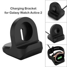 Silicone Smart Watch Charger Holder Stand for Samsung Galaxy Watch Active 2
