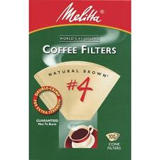 Melitta Brown #4 Coffee Filter