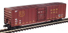 JTC - 50' Rib Side Box Car, Plug Door, w/o Roofwalk  (Wisconsin Central)