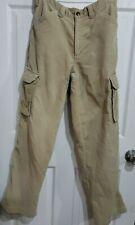 Greendog Boys Youth tan brown  Corduroy Casual Pants Size 18