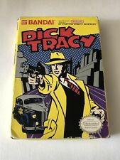 Dick Tracy (Nintendo, NES) Box Only ** Complete Yours **