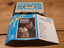 CHUCK BERRY - SONIC SERIES - PHILIPS - 7175023 !!! FRENCH PRESSING TAPE / K7