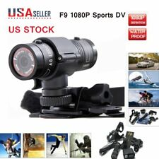 F9 FHD 1080P Bike Motorcycle Helmet Sport Camera Video Recorder DV Camcorder USA