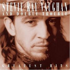 STEVIE RAY VAUGHAN - Greatest Hits (CD 1995) USA Import EXC-NM Best of