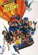 Police Academy 4  DVD Steve Guttenberg, Bubba Smith, Michael Winslow, David Graf