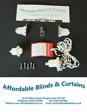 Metal Bracket Roller Blind Repair Kit 28mm Blinds Spare with Child Safety P Clip