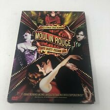 Moulin Rouge (Dvd, 2001, 2-Disc, Special Edition)