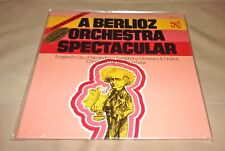 Louis Fremaux : Berlioz Orchestra Spectacular Sealed LP (180 gram)