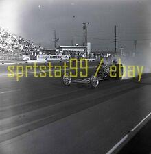 Front Engine Dragster @ Irwindale Raceway - Vintage Drag Race Negative