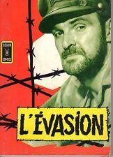 L'EVASION (LES 3 MOUSQUETAIRES)  AREDIT COMICS CLASSIC 1966 RARE